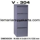Filling Cabinet VIP V – 304