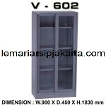 Lemari Arsip VIP V-602